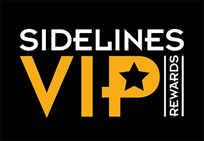 Sidelines VIP Rewards