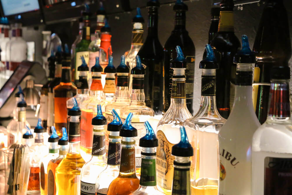 Our Selection of Liquor