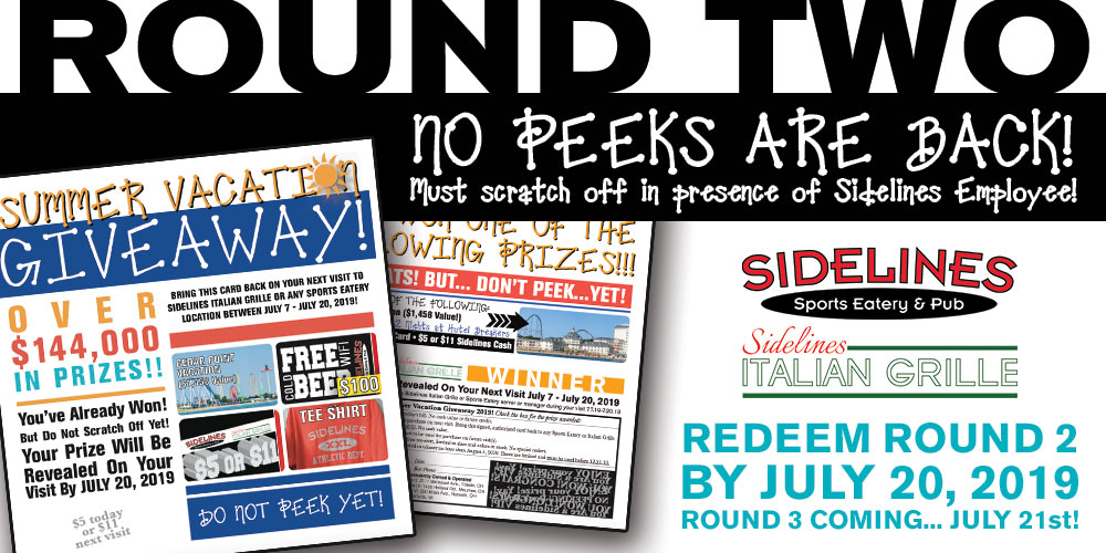 No Peeks: Round 2